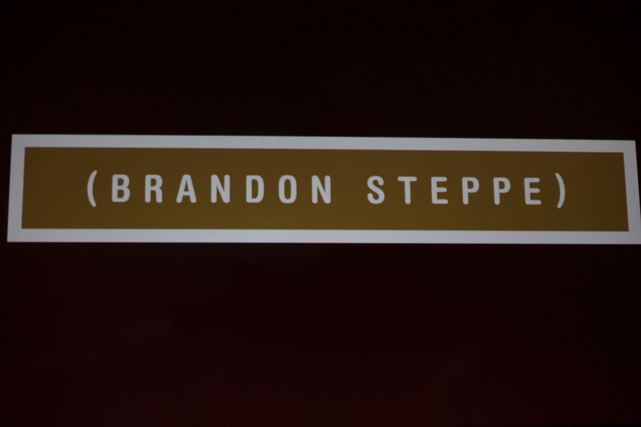 Brandon Steppe