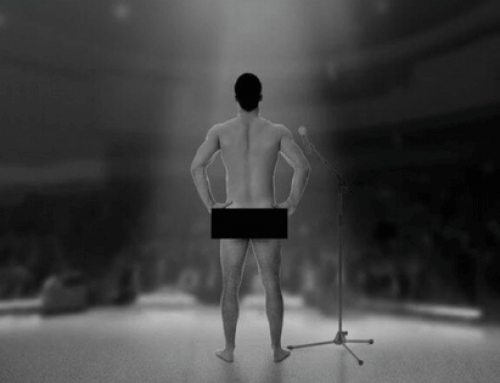 Does Imagining Your Audience Naked Work?