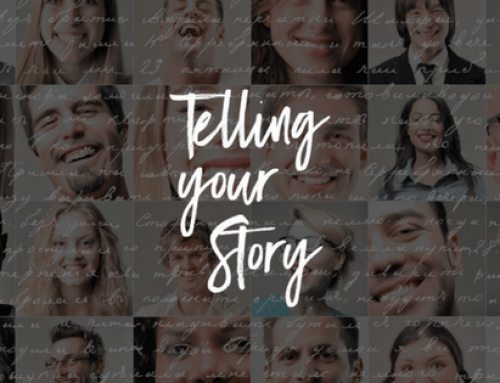 Don't Just Give a Speech—Tell a Story