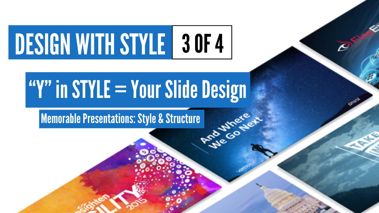 Design with Style PowerPoint Tips